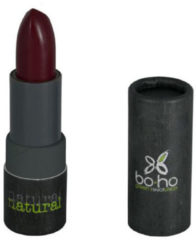 Rode Boho Green make-up Boho Lipstick Mat Transparant Grenat 305 (mat transparant)