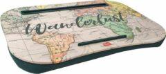Groene Legami Laptop kussen - Travel