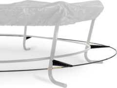 Zwarte Exit Robotmaaierstop Voor Elegant Trampolines ø305cm