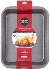 Grijze Wham Cook Essentials Roostervorm - Non Stick - 35,5x28x6 cm