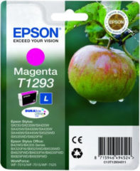 Epson T1293 inktcartridge magenta high capacity 7ml Appel