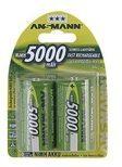 Ansmann Energy Ansmann Batterie 2 x D NiMH (wiederaufladbar) 5000 mAh 5030922