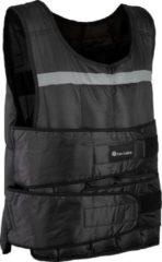 Zwarte TecTake - gewichtsvest weight vest allround - 15 kg - 402638