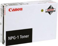 Zwarte Canon NPG1 - Tonercartridge NPG1 - Zwart / 4 stuks