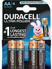 Duracell UltraPower-AA (K.4) - Alkaline-Batterie 1,5V (MX1500/LR6) UltraPower-AA (K.4), Aktionspreis