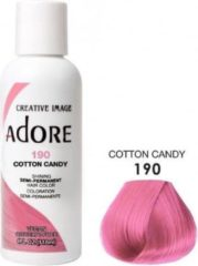 Roze Adore Shining Semi Permanent Hair Color Cotton Candy-190