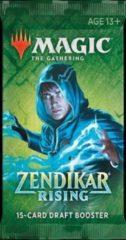 Trading Card Game MTG - Zendikar Rising Draft Booster