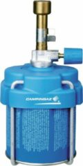 Blauwe Campingaz - Laboratoriumbrander - Labogaz 206 - Regelbare vlam