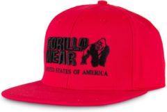 Gorilla Wear Dothan Cap - Rood