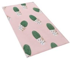 Zwarte Beliani Eldivan Vloerkleed Polyester 80 X 150 Cm