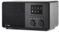 Pinell SUPERSOUND 301 radio Persoonlijk Analoog & digitaal Zwart