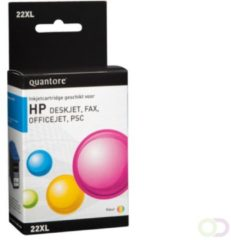 Inkcartridge Quantore HP C9352AE 22XL kleur