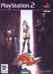 Gameworld King Of Fighters Maximum Impact
