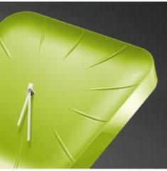 B-Ware Sigel Quarz Wanduhr Inu artetempus WU143 Bürouhr Uhr Quarzuhr grün