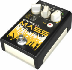 TC Helicon Critical Mass zang-effectpedaal