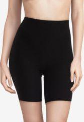Zwarte Chantelle Soft Stretch One-size-fits-all naadloze tailleshorts