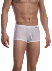 Witte Boxers Olaf Benz Shorty RED1600