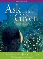 Hay House Inc Hicks, E: Ask And It Is Given Cards