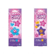 Spinmaster Twinkle Clay Crown + Wand Refill 76 Gram