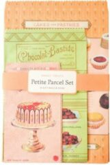 Set met cadeauzakjes, stickers en labels - Sweet Treats - Cavallini & Co Petite Parcel Set