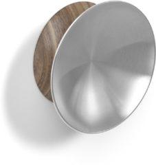 """Zilveren Zack - """"KOVER"""" Mantelhaak, ø 7,5 cm,"""