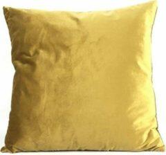 Countryfield Sierkussen Carola 50 X 16 Cm Textiel Goud