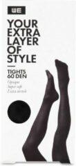 Zwarte WE Fashion Dames panty, 60 den