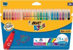 BIC Kleurpotloden Kids Kleurenassortiment 24 Stuks