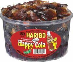 Bruine Happy Cola Haribo Colaflesjes