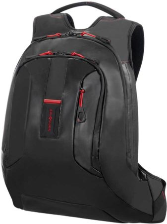 Afbeelding van Zwarte Samsonite Rugzak Met Laptopvak - Paradiver Light Laptop Backpack L Black