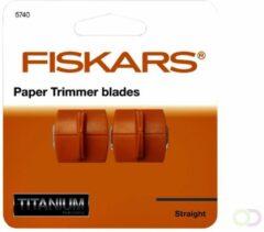 Fiskars titanium reservemesjes voor de snijmachine 2208-5446, 2208-9893 en 2208-4153