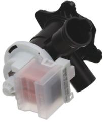 Balay, Bosch, Constructa, Indesit, Neff, Profilo, Tecnic Abflusspumpe komplett für Waschmaschine 145093, 00145093