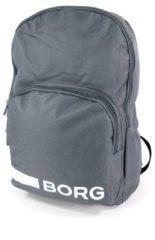 Grijze Bjorn Borg Björn Borg Base Line Backpack rugzak M Grijs