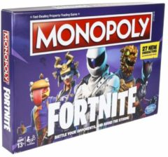 Hasbro bordspel Monopoly Fortnite (en/NL)