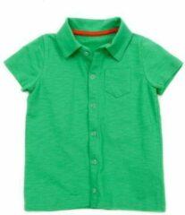 Lily Balou Jonathan Shirt Slub Jersey Grass groen - 92