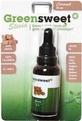 Groene Greensweet Stevia vloeibaar caramel 30 Milliliter