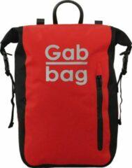 Bike Gabbag - Fietstas - 25 Liter - Rood - 100% Waterdicht