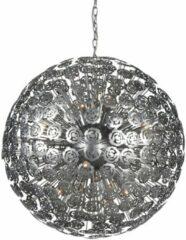 Verdace Hanglamp Baccara Silver Brushed