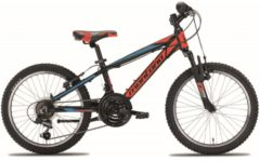 Montana Bike 24 ZOLL MOUNTAINBIKE MONTANA SPIDY 21 GANG Junior Bike Kinder schwarz