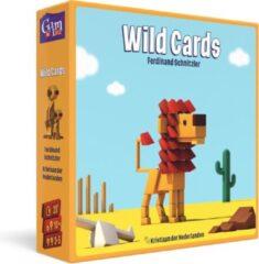 Gam'inBIZ Wild Cards - Kaartspel - Van de designer van CuBirds