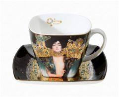 Judith I Kaffeetasse Artis Orbis Goebel Schwarz