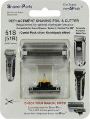 SHAVER-PARTS Combipack zilver 8000 series