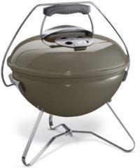 Grijze Weber Smokey Joe Premium houtskoolbarbecue - ø 37 cm - grijs