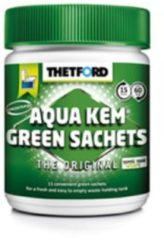 Thetford Aqua Kem groen sachets can