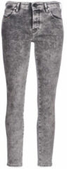 Grijze Skinny Jeans Diesel BABHILA