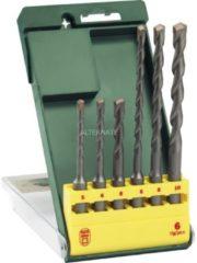 Bosch SDS-plus-S2 Bohrer Set 6tlg, Bohrer-Satz