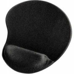 Hama Muismat ergonomisch Desktop accessoire Zwart