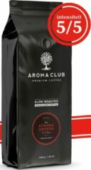 Aroma Club Koffiebonen 1KG - No. 3 Strong George - Koffie Intensiteit 5/5