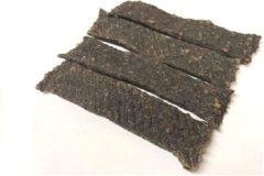 Competition vleesstrips geit - 100 gram