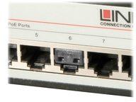 Lindy LAN-Portblocker - Schwarz 40470